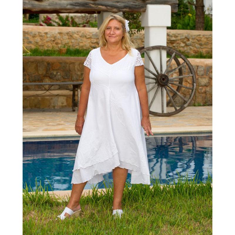 vestidos estilo ibicenco tallas grandes – vestidos de fiesta